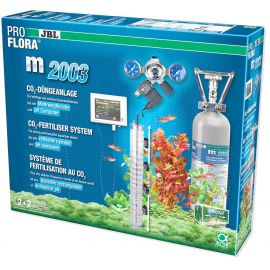 JBL PROFLORA M2003 CO2 SETİ (PH CONT+2KG TÜP)