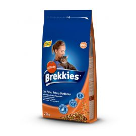 BREKKIES EXCEL CAT MIX CHICKEN 20 KG