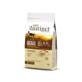 T INSTINCT CAT ORI.CHICKEN 7 KG