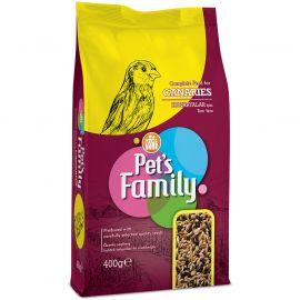 PETS FAMILY KANARYA YEMİ 400G