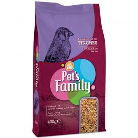 PETS FAMILY FINCH YEMİ 400G