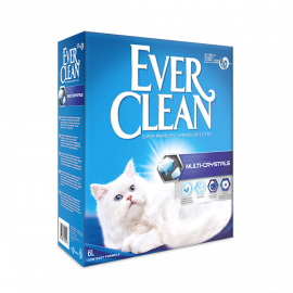 Ever Clean Multi Crystal 6 Litre Kedi Kumu