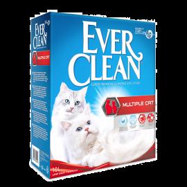 Ever Clean Multiple Cat 10 Litre Kedi Kumu