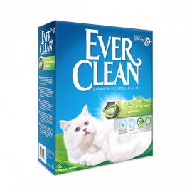 Ever Clean Extra Strong Scented 6 Litre Kedi Kumu