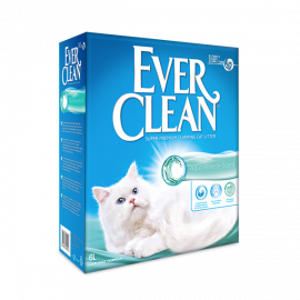 Ever Clean Aqua Breeze Scent 6 Litre Kedi Kumu