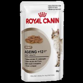Royal Canin Ageing +12 Gravy Kedi Konservesi 85 gr