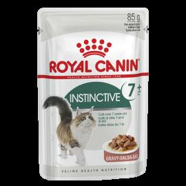 Royal Canin İnstinctive Gravy +7 Yaşlı Kedi Yaş Maması 85 gr