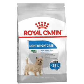 Royal Canin Mini Light Weight Care Köpek Maması 3 KG