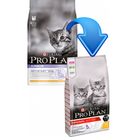 Pro Plan Cat Kitten Chicken&Rice Kedi Maması-3 KG